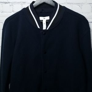 NWOT BP. baseball jacket